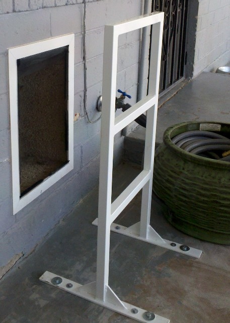 Desertstarpetdoors Com Dog And Cat Door Installation